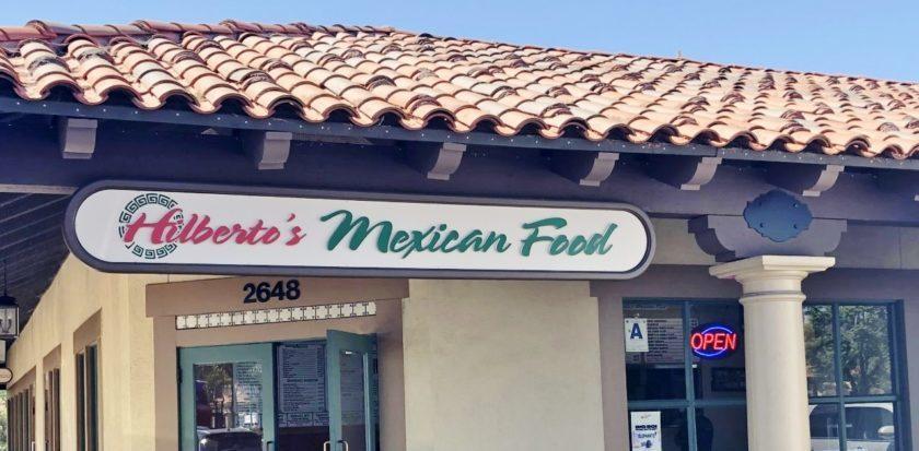Hilbertos Restaurant Rancho San Diego